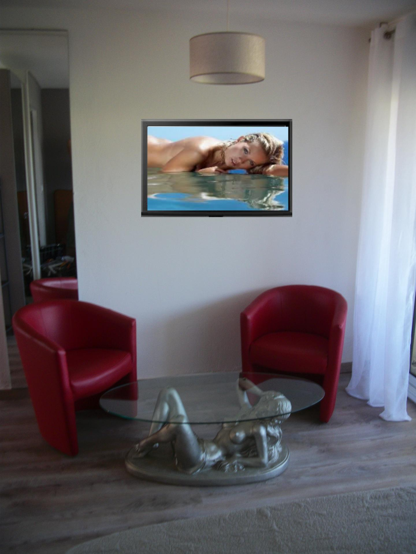 Location Cap agde naturiste studio port nature 3